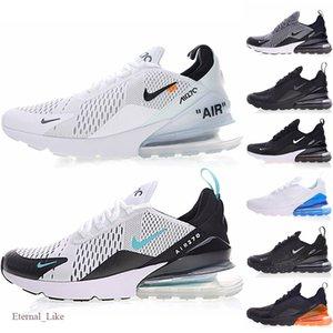 Nike Air Max 270 2020 Neue Kissen 270 Sneakers Sports Designer Herren Laufschuhe CNY Regenbogen Heel Trainer Road Star BHM Eisen Frauen 27C Turnschuhe Größe 36-45