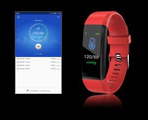 ID 115 PLUS Монитор Смотреть носимый IOS Tracker Rate Care Eyge Android Intelligent Smart Fitness Smart Watch Smart Bristband OstXF