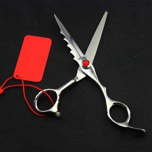 최고 품질 전문가 6 인치 헤어 가위 Tijeras Peluqueria Sakset는 가위 이발 도구 가위 미용 가위 절단
