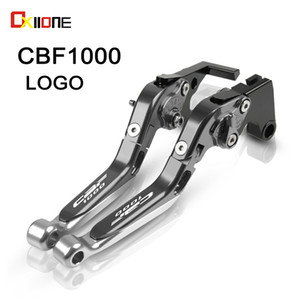 For CBF1000 2006-2009 CBF1000 A 2010 2011 2012 2013 Motorcycle Adjustable Folding extended Brake Clutch Levers Moto lever
