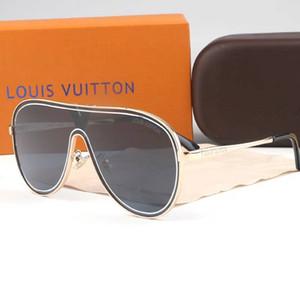 Горячая Новейшая Мода Классическая складка модель 2176 Солнцезащитные Очки Мастер Складные Очки Раскладные Женщины Марка Дизайнер Мужчины Очки с 51 мм