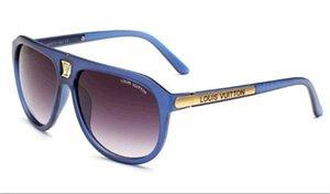 LΟUΙS VUΙΤΤΟΝ Sunglasses Luxury Popular Retro Vintage Men Designer Sunglasses Gold Summer Style Gold