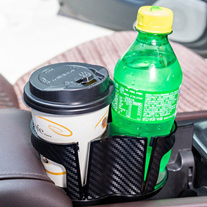 Car Bottle Drinks Holders Car Cup Holder for Coffee Coins Keys Organizer Box Stowing Tidying Case Styling Interior Accessory