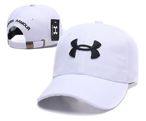 Nuovo arrivo di marca Snapback Caps Casquette regolabile cappello da calcio uomo donna Hip-hop montato basket Baseball Hat Street Dancing