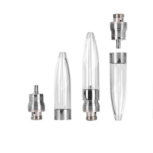 Wholesale .5g Clear C11 ceramic vape cartridge 510 thread disposable atomizer No leak Fit O pen Mix2 imini preheat battery