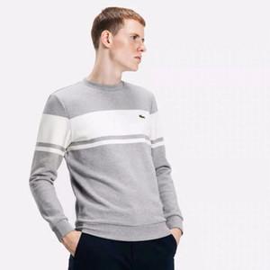 Männer Polo las0te Pullover Lauren Herren Strick Hoodie Designer Mann Sweatshirt Marke atmungsaktiv Kapuze warm im Herbst Winter Pullover Straße