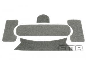 tactical sports helmet Ballistic Helmet Magic stick Black DE FG