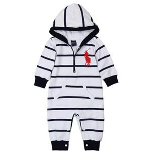 0-24 M Dos Desenhos Animados Romper Do Bebê Spirng Outono Manga Longa Do Bebê Da Menina do Menino Romper Infantil Macacão Quente Crianças Roupas de Algodão do bebê AAAA16