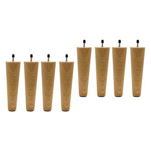 8pcs M8 Bed Chair Furniture Sofa Couch Legs Replacement For Furniture Leg