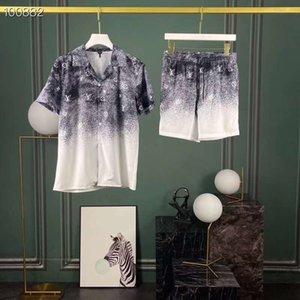 F20Mens New Brand Designer Sets T-shirt And Pant Men Cotton Short Tracksuit Women Summer Suit Short Sport Suit 2Pcs Set s-3XL