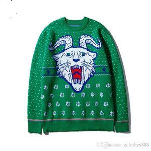 2020 new cavalry thick cardigan sweater men's high quality sports cardigan sweater high qualitydesigner crop top women shirt