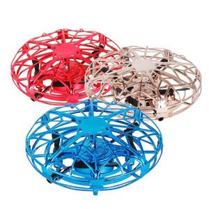 2019 новая анти-столкновение светодиодные летающие вертолет волшебные руки UFO самолет зондируют мини индукцию беспилотных игрушек детская электрическая электронная игрушка