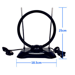 1500 mile Indoor High Gain HDTV Antenna Magnetic Circular Digital TV Radius Booster Satellite signal receiver DVB-T2 Aerial T200608