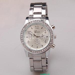 Moda de luxo genebra marca casual assista homens mulheres dress relógios de pulso de quartzo relogio feminino 2019 mulheres relógios relógio t190619
