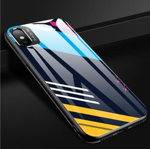 크리 에이 티브 모델 금속은 iphone11 미러 낙서 유리 애플 (11) 휴대 전화 케이스 낙하 방지 goophone 쉘 렌즈를 두르고