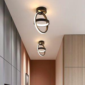 Modern LED Ceiling Lights Living room Bedroom Aisle Balcony light entrance hall entrance Modern Ceiling Lamp RW237