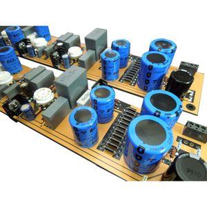 Freeshipping D.Klimo Circuit vide Tube HiFi MC MM Kit Diy de l'amplificateur