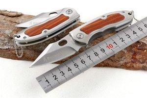 Browning F113 Tactical Klappmesser mit Clip für Camping Jagd Taschenmesser Weihnachtsgeschenk Adker Messer für Männer 1pcs