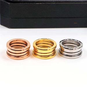 Европейская и американская высококачественная версия кольца пружинное кольцо дуговая кромка качество чувствительное чувство оптовое пружинное кольцо