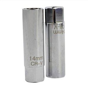 14mm Mini Douille à bougie Supprimer Clé à paroi mince 12 points Retrait magnétique Outil 3/8 pouces entraînement pour BMW Mini BI415