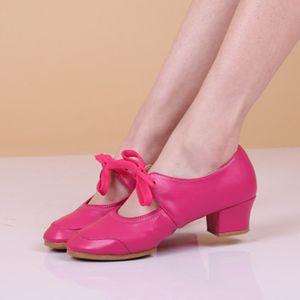 2019 Women's Dancing Pumps Rumba Waltz Prom Ballroom Latin Ballet Dance Soft Spring Summer Shoes New Fashion Med Heel Walking