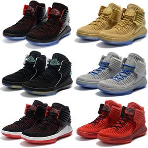 Hot NakeskinJordâniaRetros MVP Jumpman 32 Mens velocidade Crianças tênis de basquete Why Not Westbrook Sneakers para homens 32s Esportes Formadores