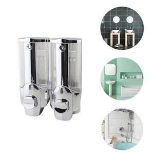 Настенный дозатор мыла пластиковый дозатор мыла для рук жидкий дезинфицирующий дезинфицирующее средство для рук душ шампунь диспенсеры морская доставка OOA8097