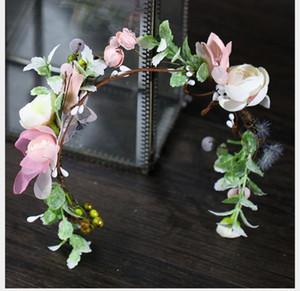 Fotografik Performans Projeleri için Bride's Ring Headwear Sennu'nun Yüzük Aksesuarları