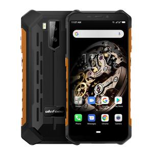 Ulefone درع X5 IP68 / IP69K الوعرة ضد الصدمات الهاتف الذكي 5000mAh قوة الثماني الأساسية 5.5 '' المزدوج سيم الروبوت 9.0 OTG NFC 3GB 32GB 4G LTE