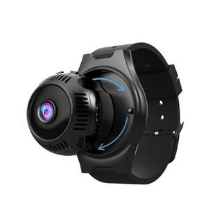Novo Mini HD CAM 4K 1080P CCTV Camera X7 Além disso pequeno Wearable Night Vision IR LED WiFi Vídeo Mini Câmeras inteligente Pulseira Pulseira Camera