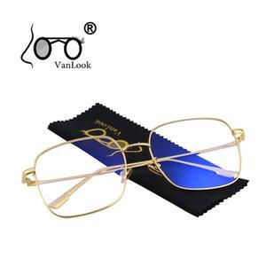 Herren-Computer-Gläser für Frauen-transparente kacamata Anti Radiasi Blau lichtundurchlässige Brille Blaulicht Blue Ray Schutz