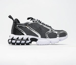 2020 New Air Zoom Spiridon Caged Style Canvas trainer women mens Mesh Running Shoes Platform Jogging Shoes Sneakers