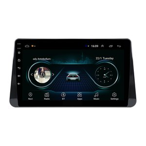 Rádio do carro Android com vidio HD1080 multi-touch screen excelente gravador de microfone bluetooth para Nissan chutes março 9 polegada