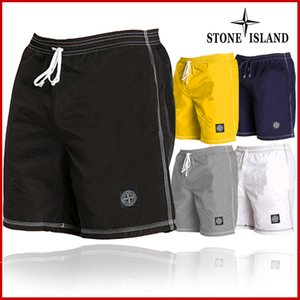 Mens Sporting cotton Stone shorts Sik Silk Fitness island Bodybuilding Casual Joggers workout short pants Sweatpants