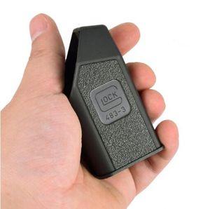 Revista táctica de la munición del cargador velocidad de 9mm, .40, .357, .45 GAP revistas clip para G17 G19 ect Caza Accesorios Envío rápidamente