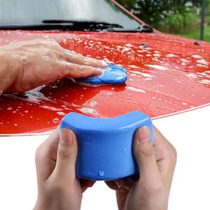 Car Wash argila Limpeza carro detalhando Blue Magic Auto Clean argila Bar Mini Handheld Washer 180 100g carro máquina de lavar