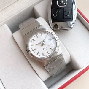 2019 Горячие качества роскошные мужские часы орел серии 316L тонкой стальной корпус созвездием автоматические механические часы из нержавеющей стали ремешок