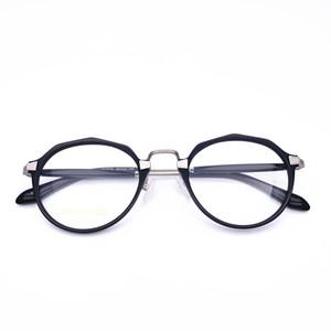 BeLight Acetato Optical com prescrição Titanium Retro Vintage Irregular Homens Mulheres vidro Olhos Spectacle Quadro Eyewear 17034 T200428