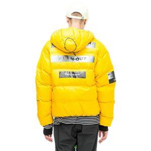 White Duck Men 'S Down Jacket Brand Winter Jacket for Men Doudoune Homme Printed Men 'S Winter Jacket Coat Size S-2XL