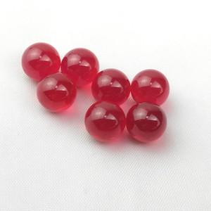 6mm 8mm Ruby Terp Pearls Quartz Dab Beads Balls Inserts for Spinning Carb Caps Quartz Banger Glass Water Bongs Dab Rigs