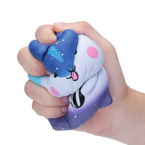 1PC Cute Hamster Slow Rising Collection Squeeze Stress Reliever Toy squishy Cartoon squish toys squeeze Novelty Antistress Gift