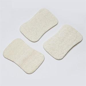 천연 수세미 목욕 브러쉬 기하학적 모양의 식물 섬유 주방 접시 사발 냄비 청소 브러쉬 E1 1ny 실용 청소 천 새로운 도착