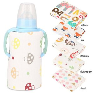 Newest Arrival Baby Portable Bottle Feeding Warmers Babies Infant Nursing Bottles Feed Protection Bag Heater Warmers