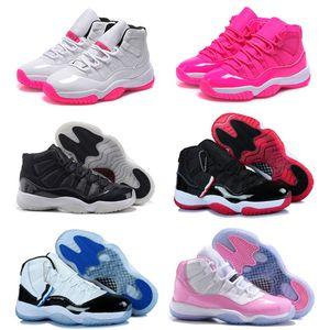 72-10 Concords 11s 11 Leggenda Blu Uomo Donna scarpe da basket Jumpman Space Jam Bred Gamma rosa nero Mens scarpe da ginnastica scarpe da ginnastica di sport di design