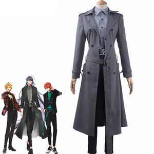 Division Rap Battle ill-DOC Jinguji Jakurai Uniform Suit Cosplay Costume Halloween party