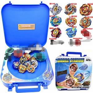 4D Beyblades Children's toy Spinning Top Bey Stadium GT mobile beystadium collect box arena stadium kids toys