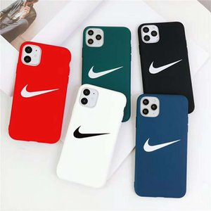 Silicone Téléphone pour iPhone 11 Pro X XS MAX XR 7 8 Plus iPhone11 Protector Cases Shell Defender