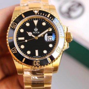 KS Super gmt-006 orologio di lusso 2836 Movimento automatico della macchina Funzione luminosa e impermeabile 50 M orologi di design