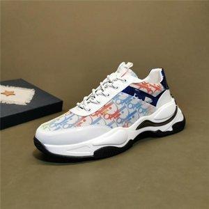 Dior 2020 yeni Erkek ayakkabı Haberler Moda Sneakers Erkekler Dantel-up Spor Ayakkabıları Man Marka Açık Eğitmenler Tenis Boş Casual Shoesxshfbcl
