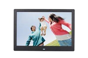 12-дюймовый TFT-экран LED Backlight HD 1024 * 600 Цифровая фоторамка электронный альбом фото музыка MP3 MP4 Porta Retrato Digital